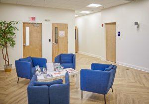 Patient Education Area