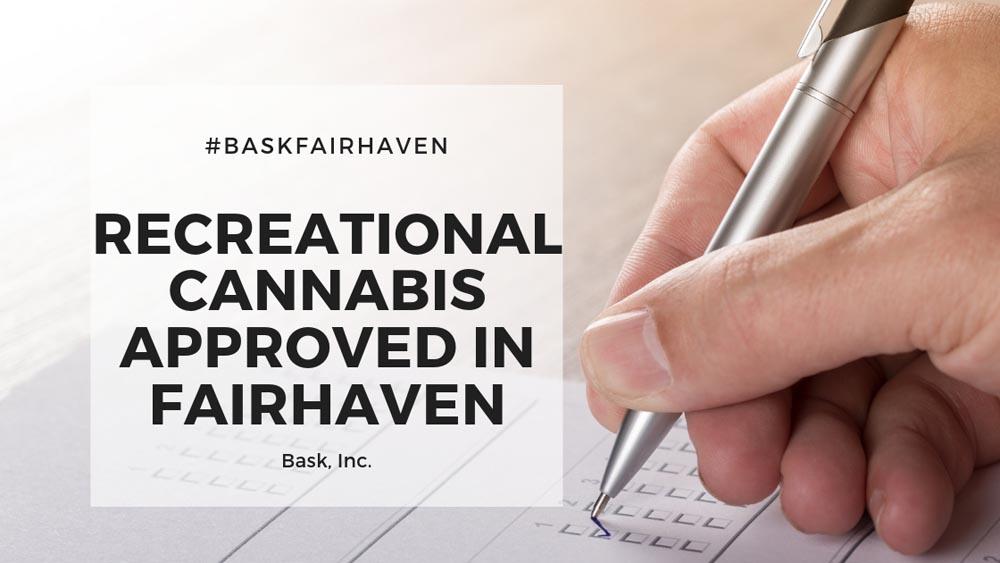 Recreational Marijuana in Fairhaven