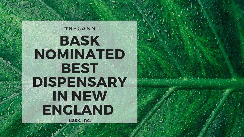 "BASK Nominated ""Best Medical Dispensary"""