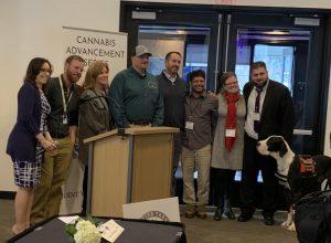 Veterans Cannabis Research Sponsors