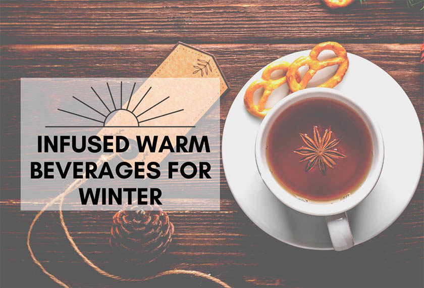 Cannabis Infused Warm Beverages